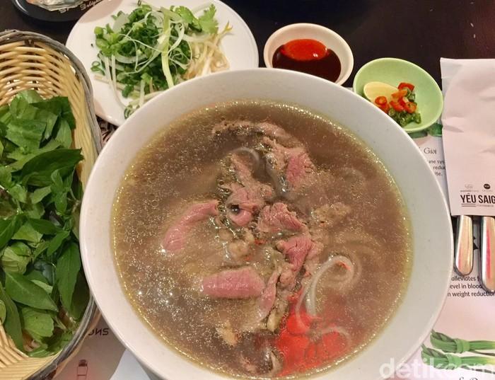 Menu Makanan Saigon Delight