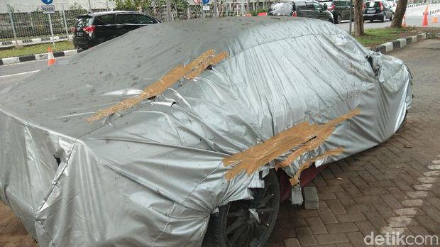 BMW Misterius di Bandara Bali yang 4 Tahun Tak Diurus