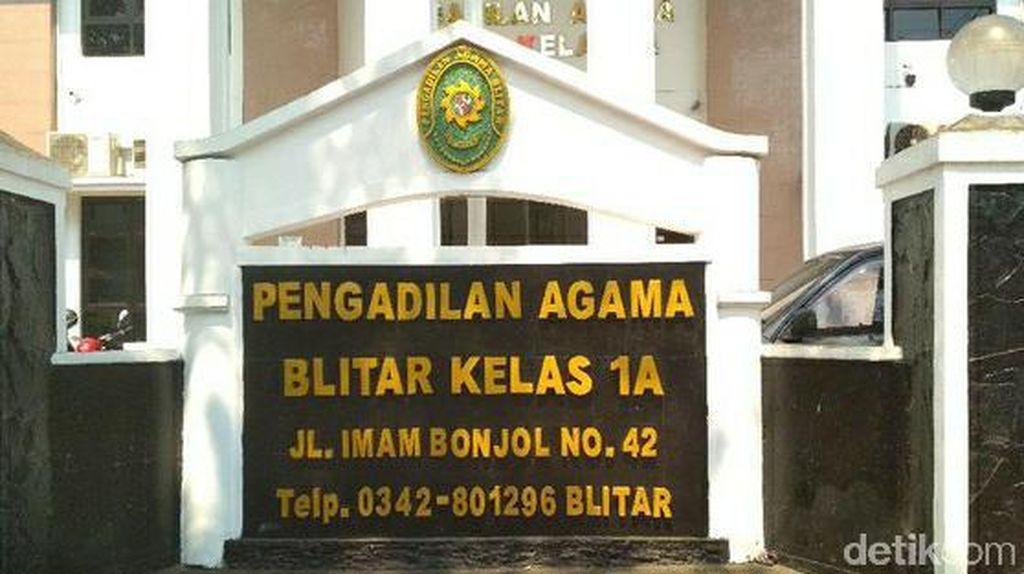 Murtad dan Poligami Kini Jadi Tren Penyebab Perceraian di Blitar