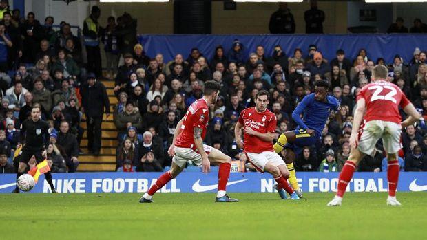 Chelsea Lolos ke Babak Keempat Piala FA