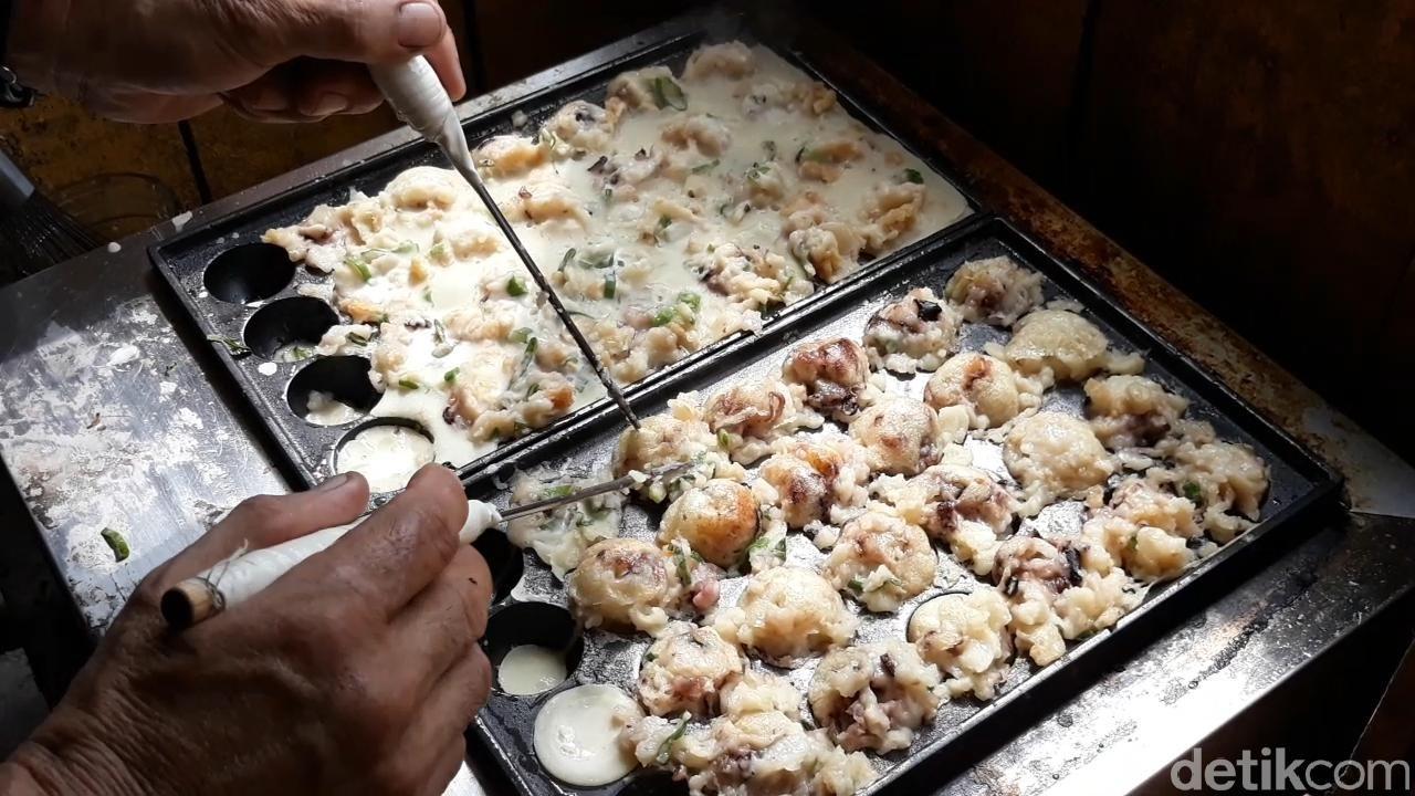 Takoyaki Viral Jepang Solo