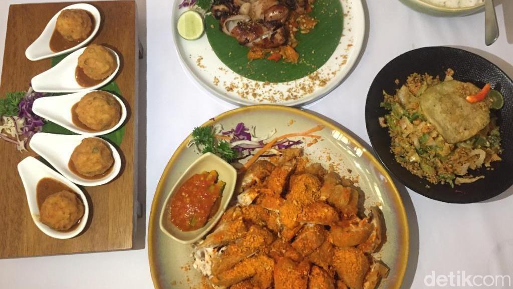 Plataran Senayan Sajikan Makanan Indonesia di Kawasan Asri Tengah Kota Jakarta