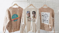 Tetap Instagramable dengan Baju Bekas
