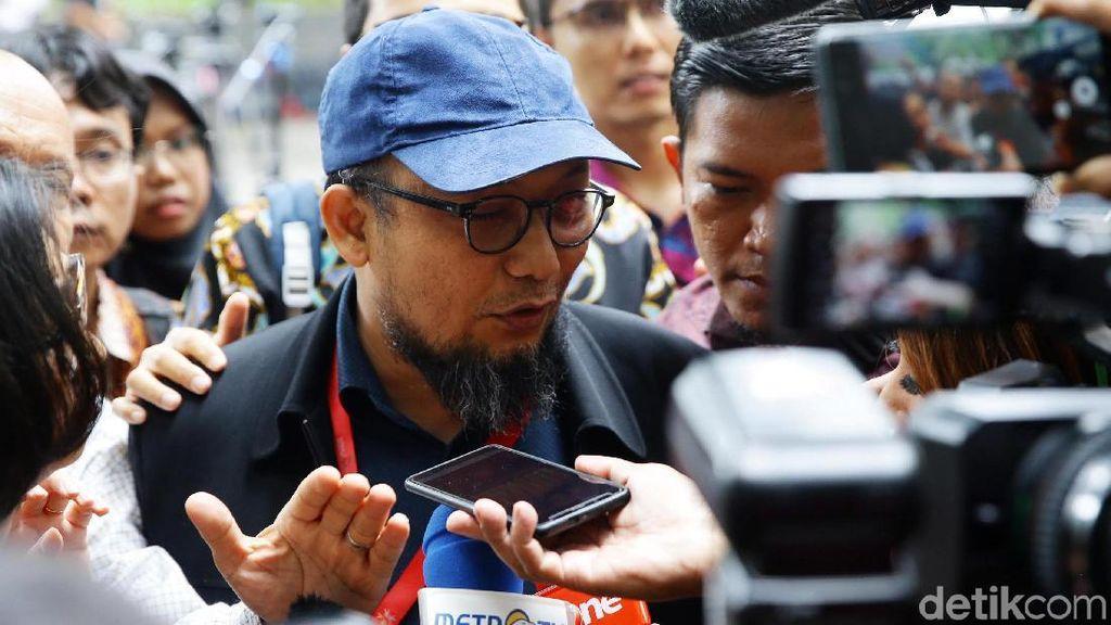 Novel Baswedan Kembali Singgung Pertemuan dengan Tito Karnavian