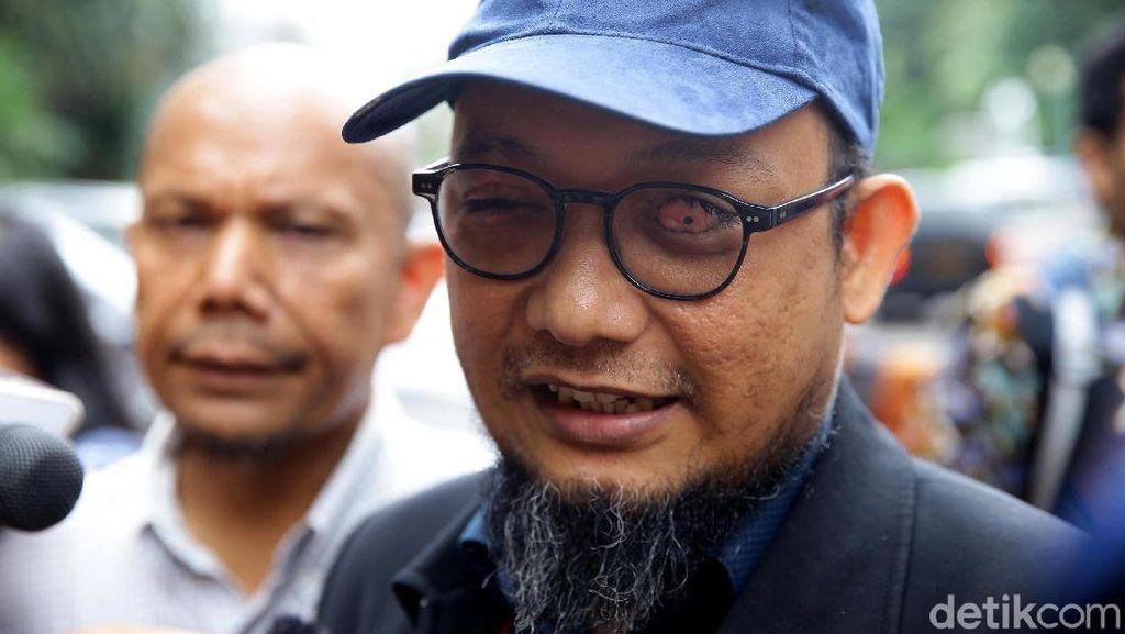 Pusako Tuding Jokowi Perintahkan Penonaktifan Novel dll, Elite PDIP Menepis