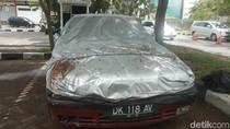 Pihak Bandara Bali Minta Polisi Angkut BMW Terparkir 4 Tahun