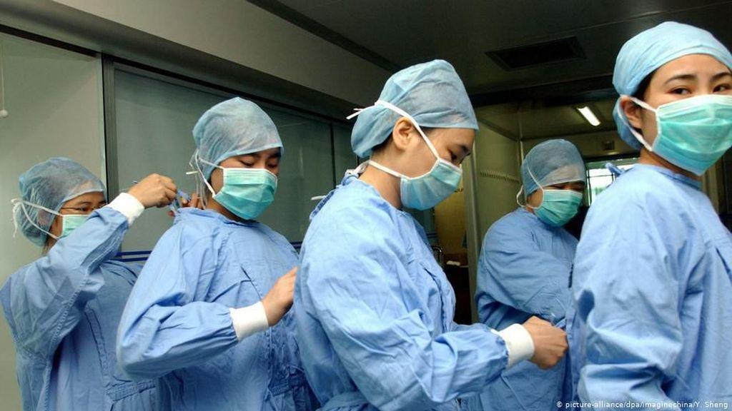Thailand Laporkan Pelancong Asal China Terinfeksi Penyakit Misterius Coronavirus