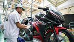 Honda CBR150R Ganti Baju
