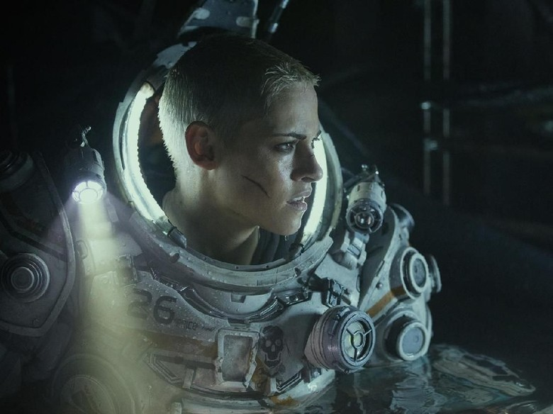 Foto: Underwater (dok.20th Century Fox)/Underwater, Film Petualangan di Laut yang Dibintangi Kristen Stewart