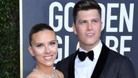 Congrats! Scarlett Johansson dan Colin Jost Akhirnya Menikah