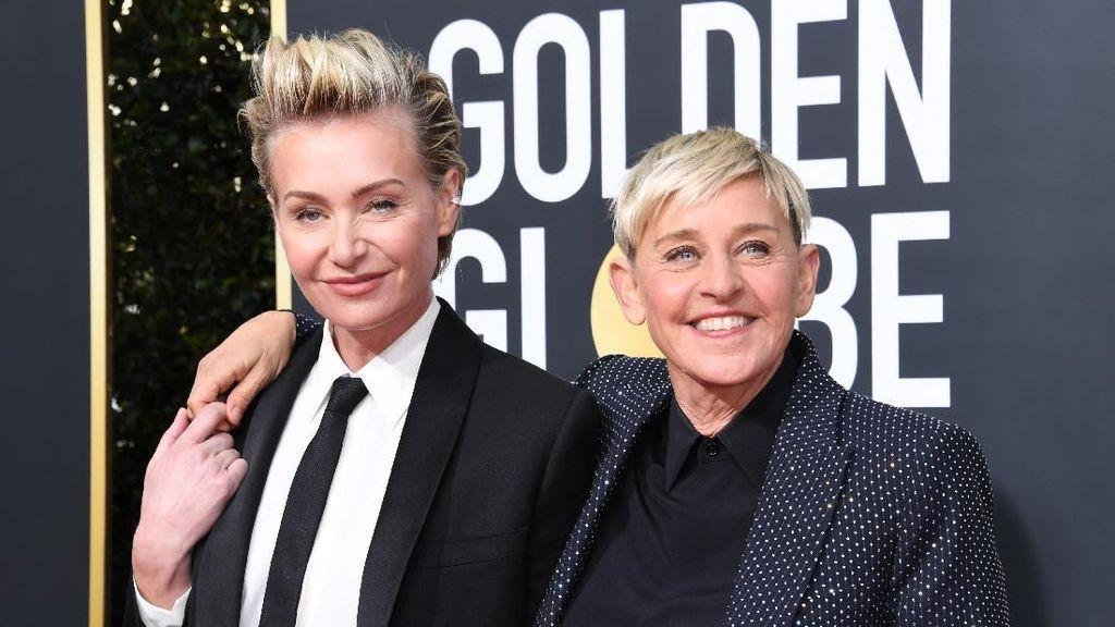 Ellen DeGeneres Terancam Dipecat, Ini Tanggapan Istrinya