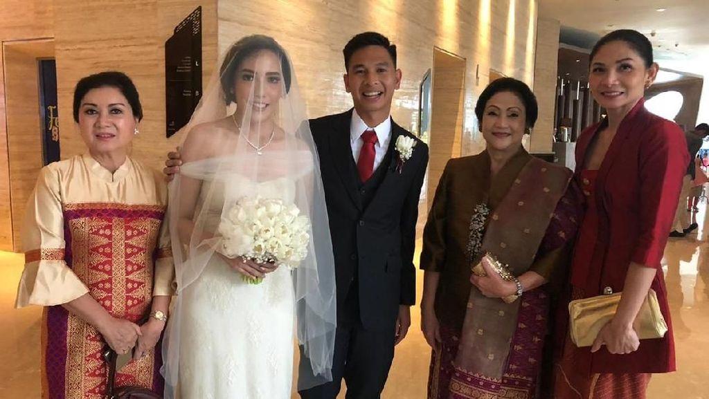 Christopher Rungkat Menikah, Sahabat: Semoga Cepat Dapat Momongan