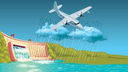 BPPT: Modifikasi Cuaca Berhasil Kurangi Hujan Jabodetabek hingga 44%