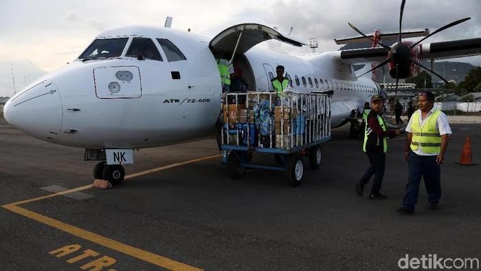 Pesawat ATR TransNusa