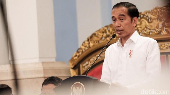 Presiden Joko Widodo (Jokowi) (Foto: Andhika/detikcom)
