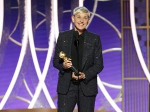 Talkshow Ellen DeGeneres Diserang Eks Karyawan, Ungkap Bobrok Perusahaan