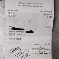 Makan Malam Bersama Adele dan James Corden, Harry Style Tinggalkan Uang Tip $ 2.020
