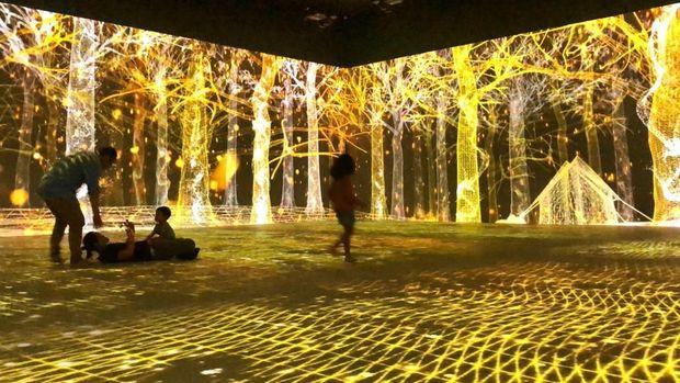 Sembilan Matahari Hadirkan Wahana Imajinasi Visual Spektakuler