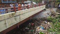 DPRD DIY Soroti Tumpukan Sampah di Kali Buntung Yogya
