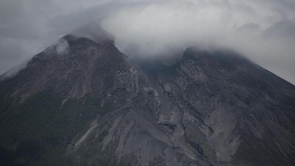 Aktivitas Terkini Gunung Merapi