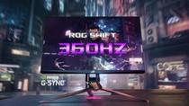 Asus Pamer Monitor ROG Anyar, Refresh Ratenya 360Hz!