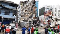 Cerita Mencekam Gedung Roboh dari Slipi hingga Bintaro