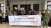 Dugaan Gratifikasi Pelantikan Sekda Tasikmalaya Dilaporkan ke Kejaksaan