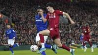 Everton Bakal Jadi Sandungan Liverpool Saat Liga Inggris Kembali