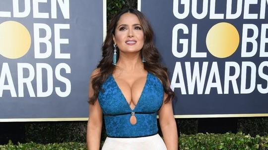 Deretan Busana Para Selebriti di Golden Globe 2020