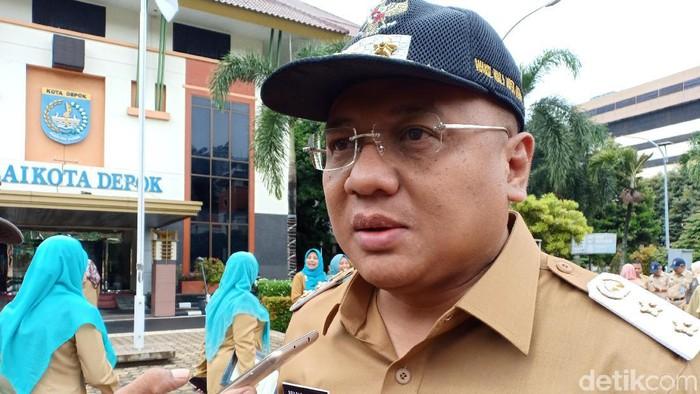 Wakil Wali Kota Depok, Pradi Supriatna (Foto: Faisal/detikcom)
