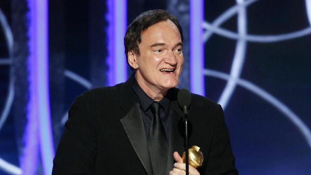 Quentin Tarantino Sedang Garap Naskah Teater?