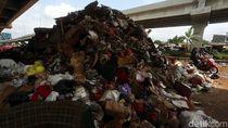 135 Ribu Ton Sampah Masuk TPST Bantargebang Saat Masa Banjir