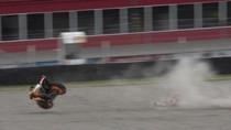Sekali Crash, Biaya Servis Motor MotoGP Habis Ratusan Juta