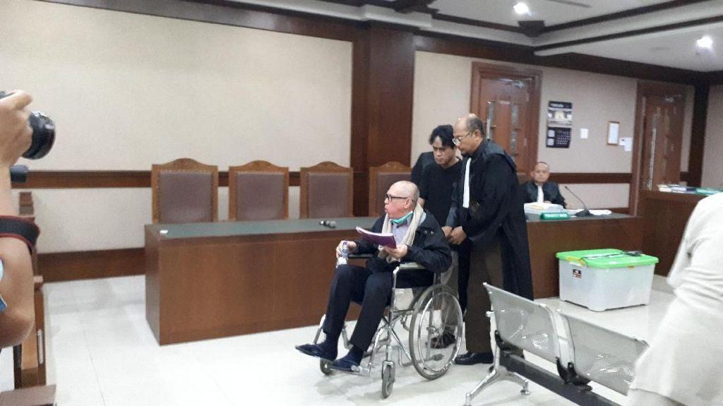 Kivlan Zen Minta Hakim Bebaskan Habil Marati