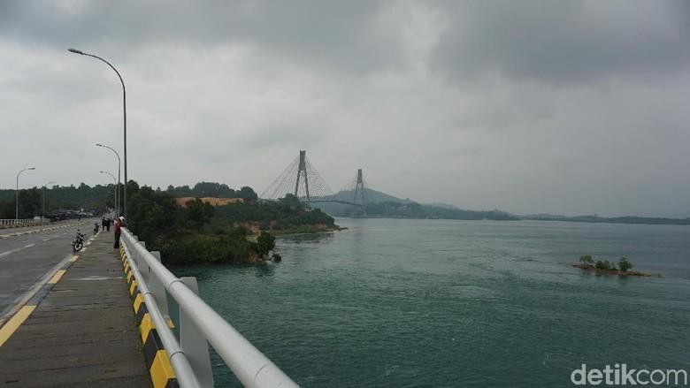 Jembatan Barelang (Foto: Ahmad Masaul Khoiri/detikcom)