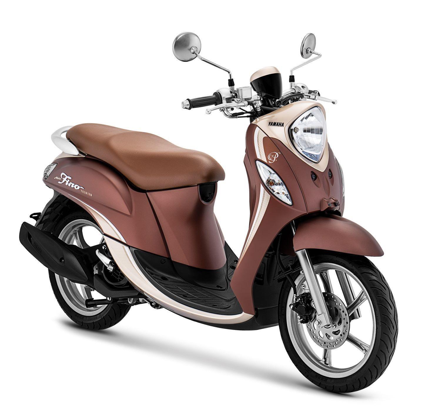 Warna Yamaha Fino Januari 2020