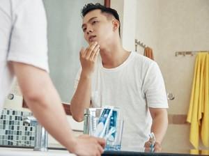Transformasi Pria Setelah Diet dan Pakai Skincare Korea, Bikin Pangling