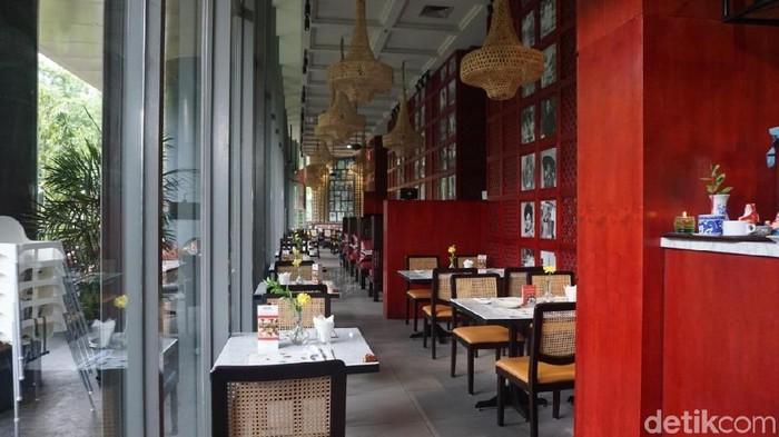 Mulai Buka Hari Ini Begini Protokol New Normal Di Restoran