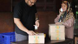Cerita Sukses Dua Sejoli Geluti Bisnis Bakso dari Empal Sapi
