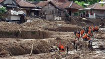 Pascabanjir-Longsor, 17.556 Warga Kabupaten Bogor Masih Mengungsi