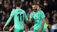 Benzema dan Bale Absen di Piala Super Spanyol