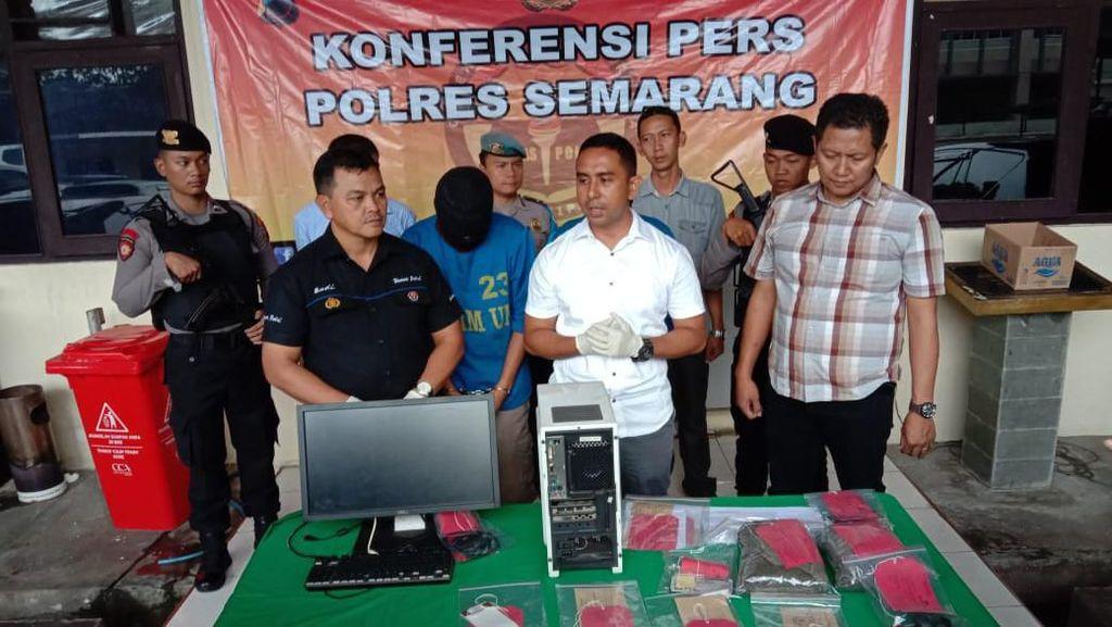 Tipu-tipu Calo PNS, 2 Honorer Satpol PP Semarang Keruk Ratusan Juta