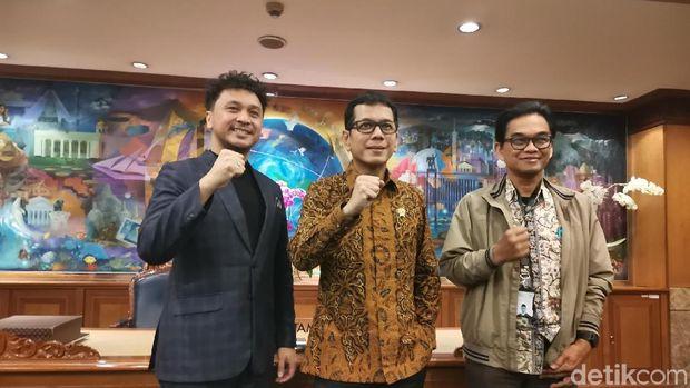 Giring: Indonesia Siap Jadi Mercusuar eSport Asia Tenggara!