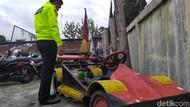 Polisi Cari Pemilik Mobil Formula 1 KW
