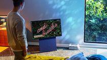 Deretan Televisi Canggih yang Menghipnotis Mata di Las Vegas