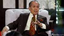 Wakil Ketua MPR Syarif Hasan Bicara Soal Natuna