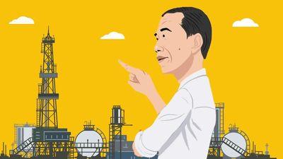 Di Balik Harga Gas yang Bikin Jokowi Ingin Berkata Kasar