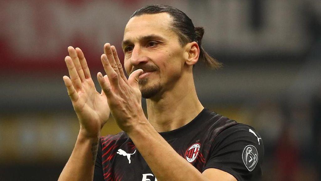 Benarkah Bologna Mau Rekrut Zlatan Ibrahimovic?