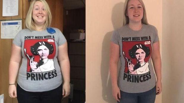 Kisah Katy Sukses Turunkan Berat Badan 44 Kg karena Makan Brokoli