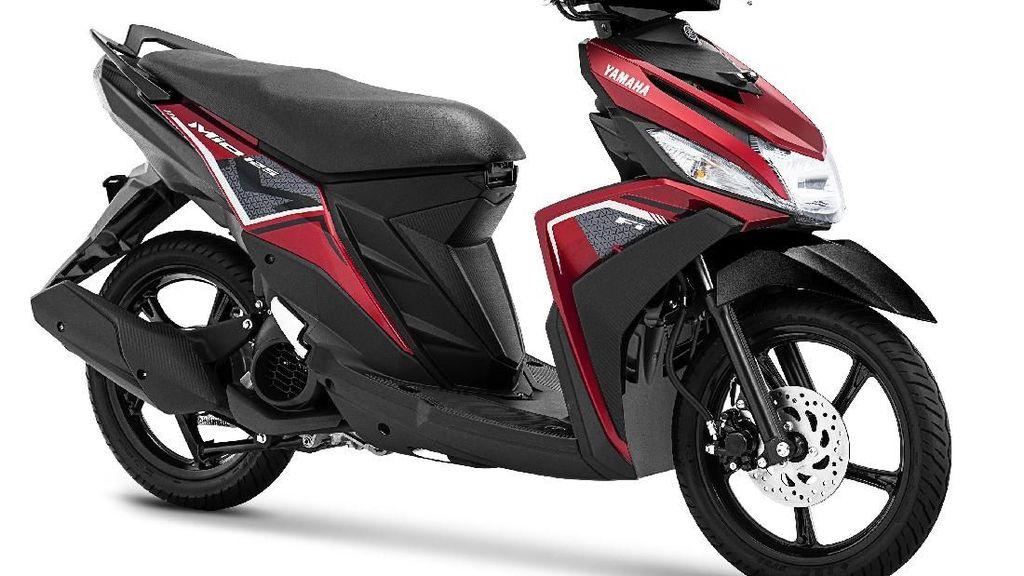 Honda BeAT Sudah Ada Model Baru, Yamaha Mio Masih Pede